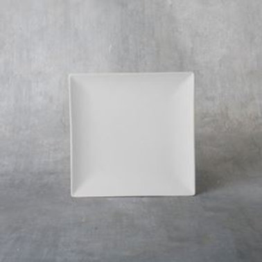 Square Coupe Dinner Plate  Case of 12