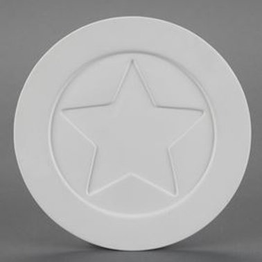 Pop Star Plate  Case of 6
