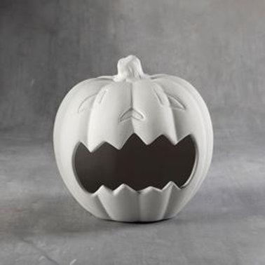 Frightful Pumpkin Candy Holder  Case of 4