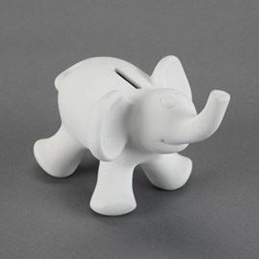 Cute Elephant Bank  Case of 6