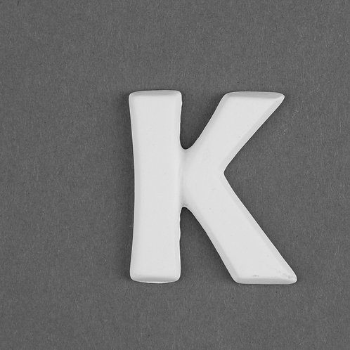 Letter K Embellie  Case of 12