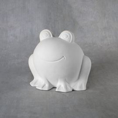 Lg Hoppy the Frog Bank  Case of 4