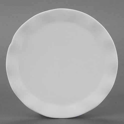 Wavy Ware Dinner Plate  Case of 6