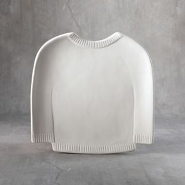 Plain Ugly Sweater Dish  Case of 6