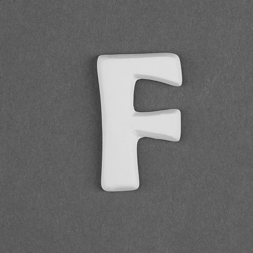 Letter F Embellie  Case of 12