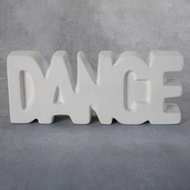 Dance Plaque  Case of 6