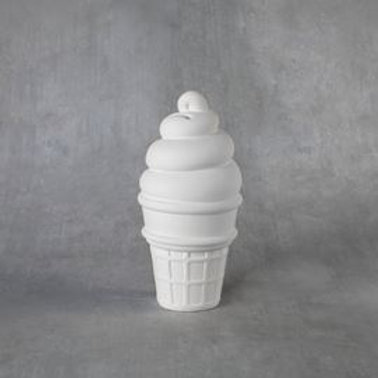 Ice Cream Cone Bank  Case of 6