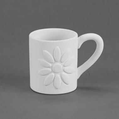 Ten Petal Flower Mug  Case of 6