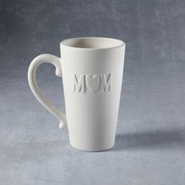 Mom Heart Mug  Case of 6