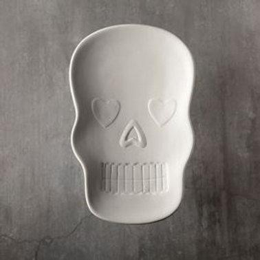 Sugar Skull Dish  Case of 6