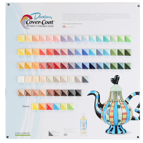 Cover Coat Tile Chart