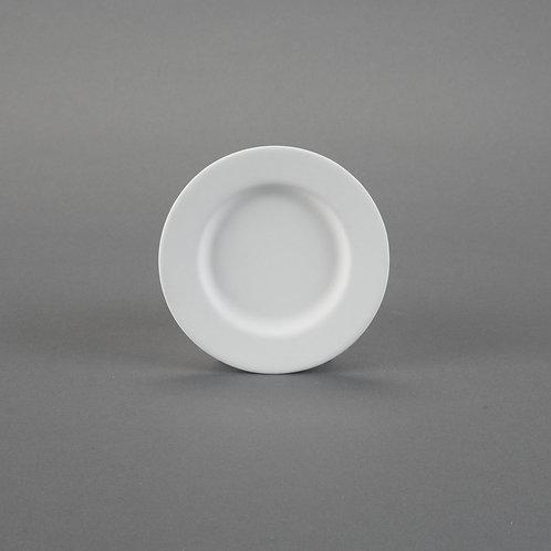 Rimmed Dessert Plate  Case of 12