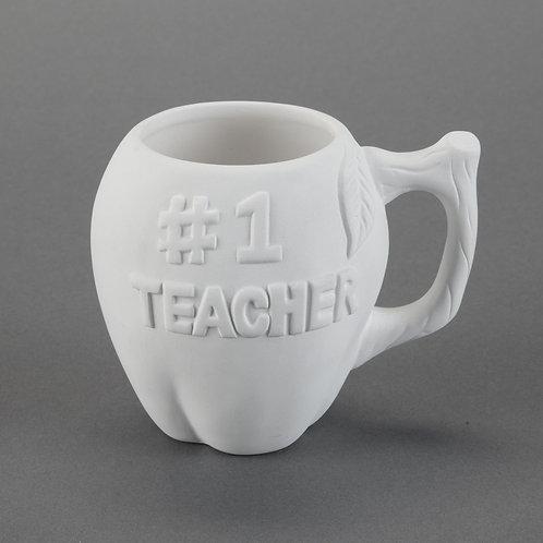 Apple Teacher Mug  Case of 6