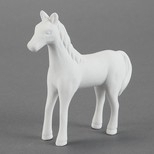 Cute Standing Horse  Case of 12