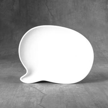 Oval Quotation Bubble  Case of 6