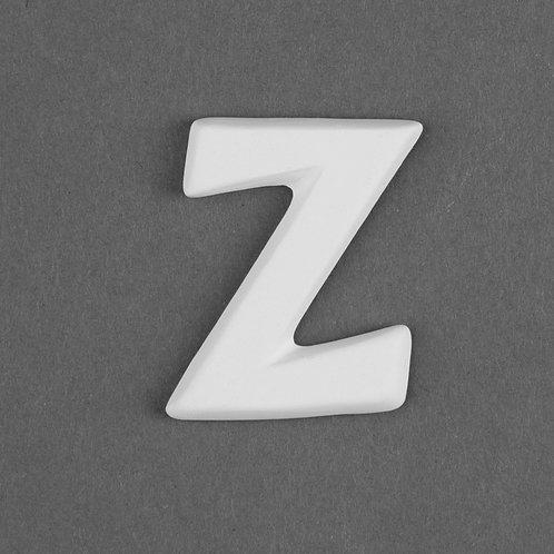 Letter Z Embellie  Case of 12