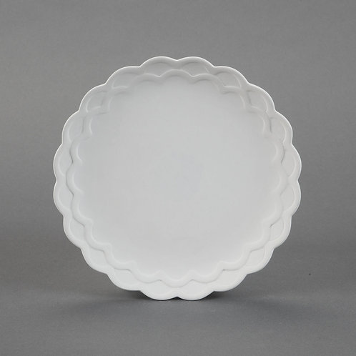 Scalloped Salad Plate  Case of 12