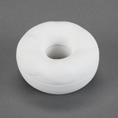 Plain Donut Box  Case of 6