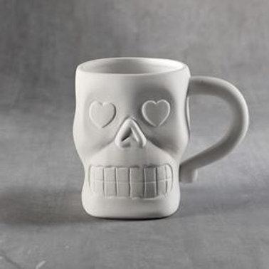 Sugar Skull Mug  Case of 6