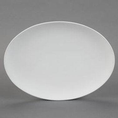Coupe Oval Platter  Case of 6
