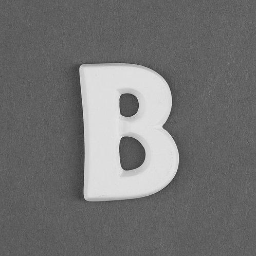 Letter B Embellie  Case of 12