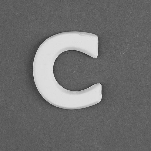 Letter C Embellie  Case of 12