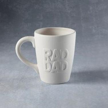 Rad Dad Mug  Case of 6