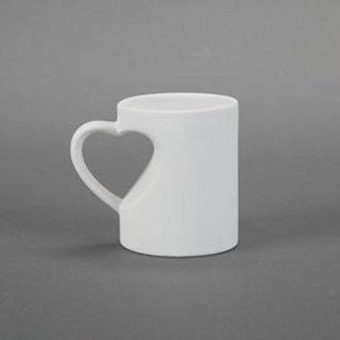 Medium Heart Mug  Case of 12