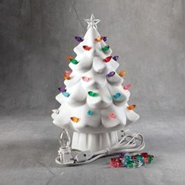 Lightened Christmas Tree  Case of 2