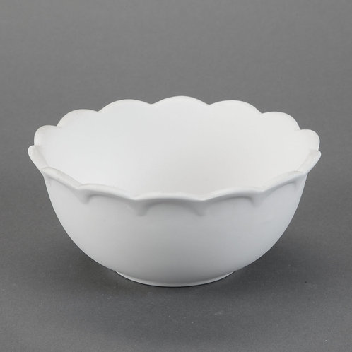 Scalloped Bowl  Case of 6