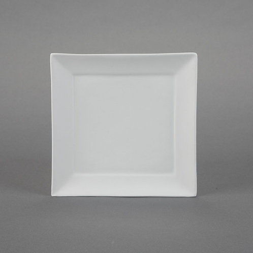 Square Salad Plate  Case of 12