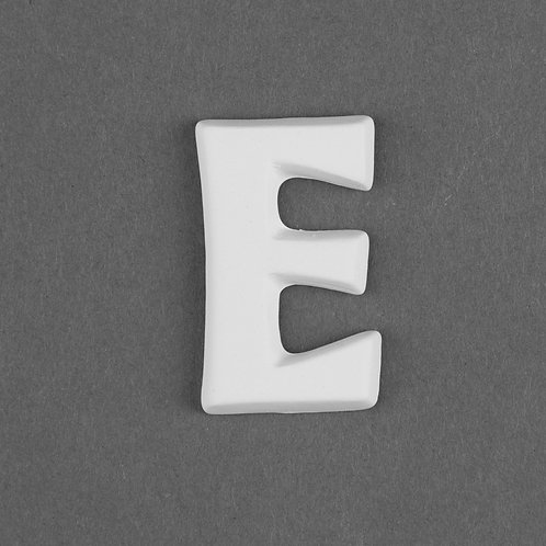 Letter E Embellie  Case of 12