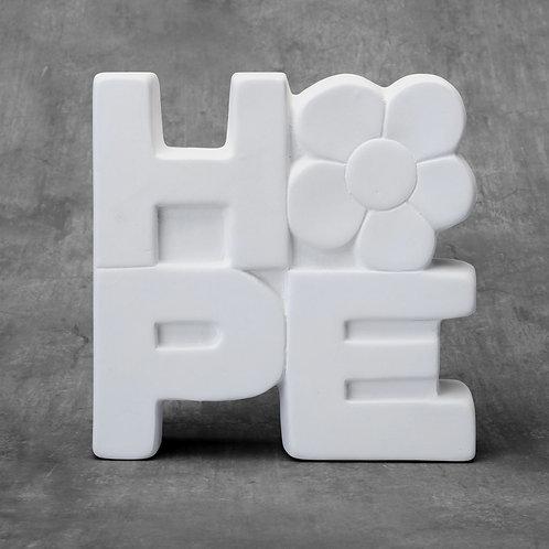 Hope Plaque  Case of 6