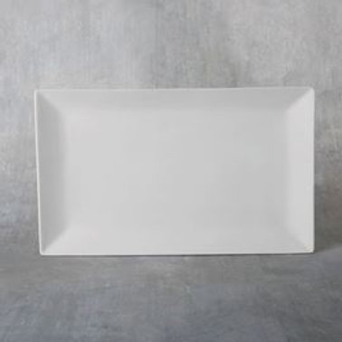 Square Coupe Platter  Case of 6