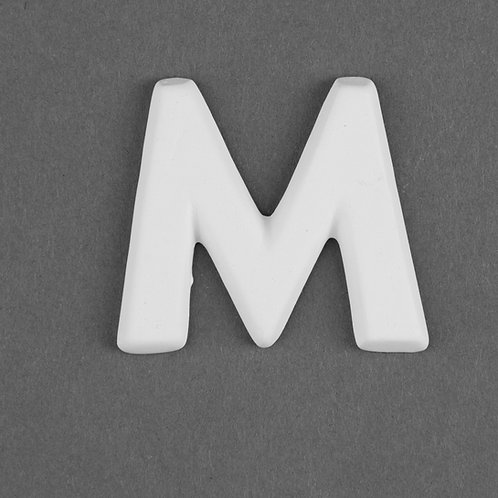 Letter M Embellie  Case of 12