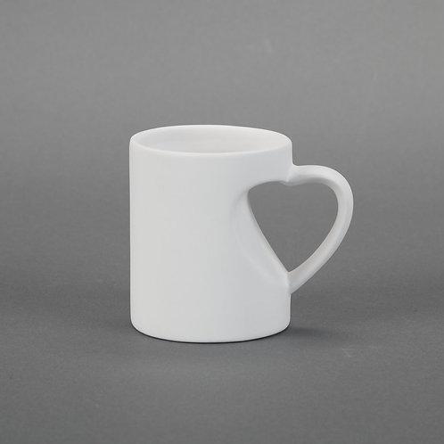 Small Heart Mug  Case of 24