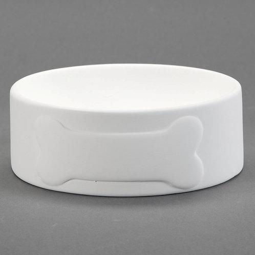 Dog Bowl with Bone  Case of 6