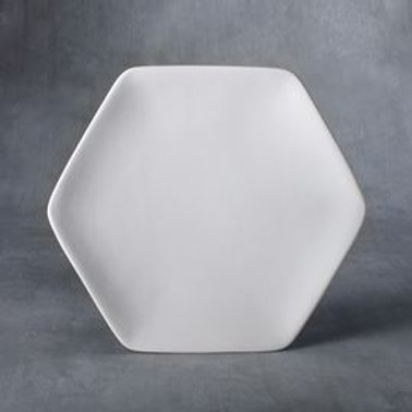 Small Honeycomb Dinner Plate  Case of 6