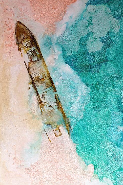 Fraser Island, Australian art, Australian landscapes