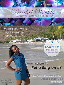 bridal newsletter