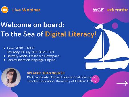 A Workshop for Educators on Digital Literacy
