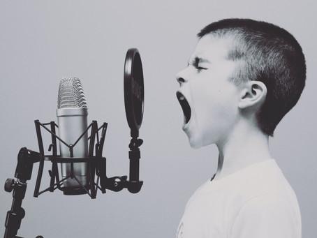 Trouver la bonne voix.