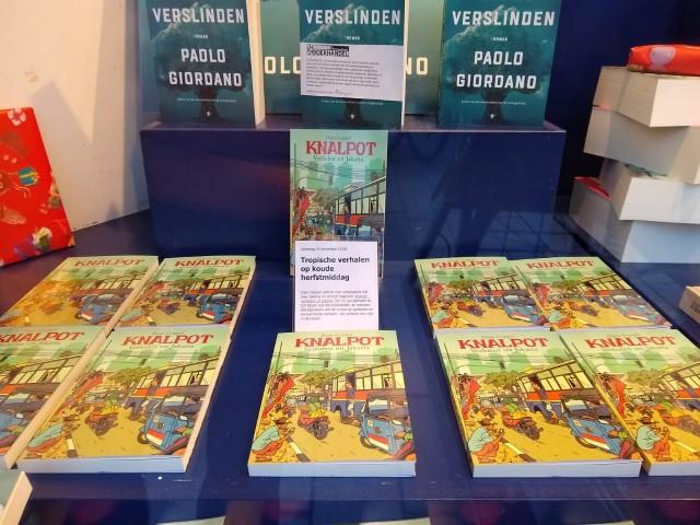 Lezing Knalpot De Nieuwe Boekhandel