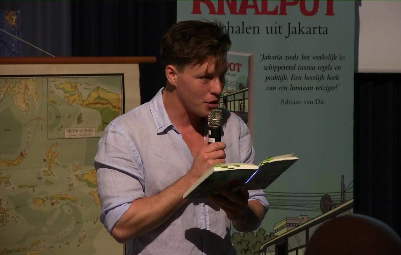 Knalpot lezing Bronbeek