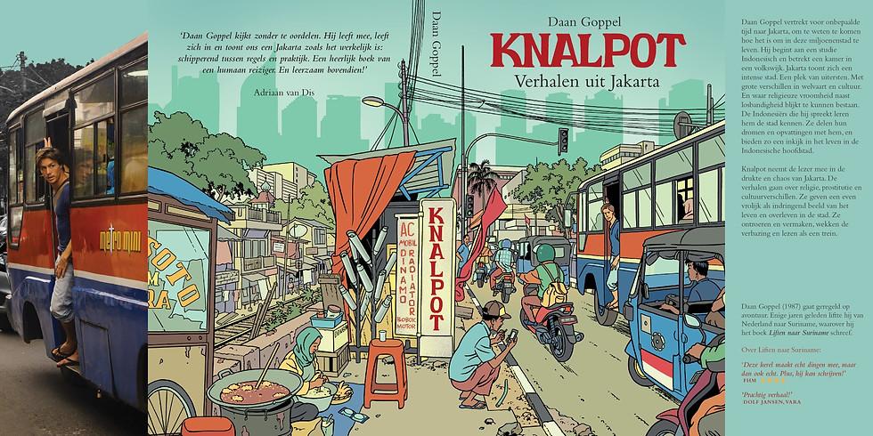 Knalpot - Verhalen uit Jakarta (boek)