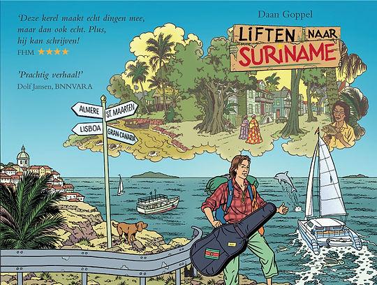 Liften-naar-Suriname-Daan-Goppel-boekoms