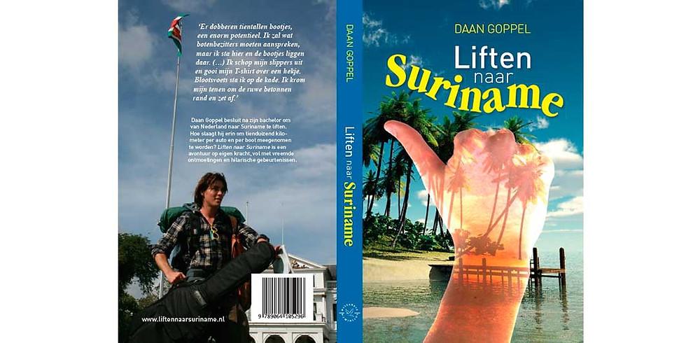 Liften naar Suriname (boek) (1e druk)