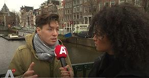 Straten van Amsterdam becak 2.JPG
