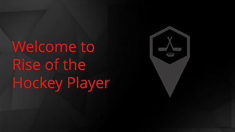 Welcome to Rise of the Hockey Player
