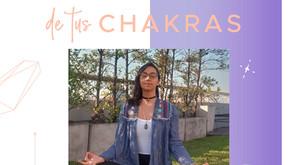 La energía de los Chakras y Los Cristales
